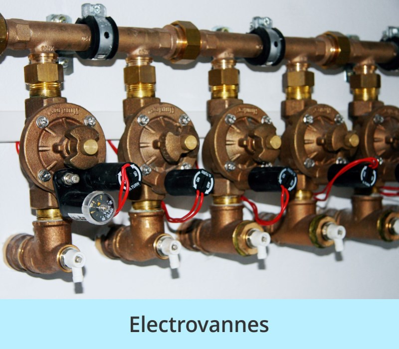 Electrovannes